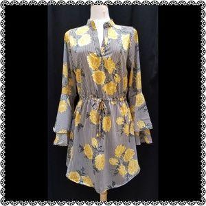 NWT Hint of Blush Dress
